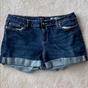 DH3 Denim shorts